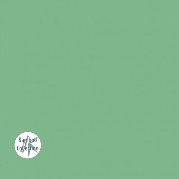Сменный чехол для подушки Theraline 190 см Jersey Бамбук зеленый