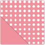 Подушка для беременных  Theraline 190 см Кружки розовая