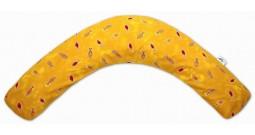 Подушка для беременных Theraline 170 см (рыбки желтые)