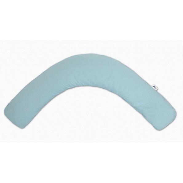 Подушка для беременных Theraline 170 см (Jersey бирюзовая)
