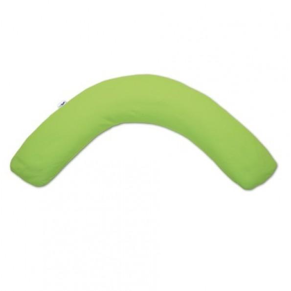Подушка для беремнных Theraline 190 см Jersey зеленый