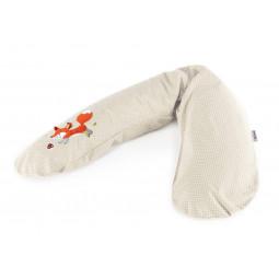 Подушка для беременных и кормления Theraline 190 см Лиса бежевый