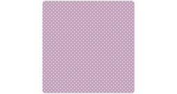 Сменный чехол для подушки Theraline 190 (горошек лиловый)