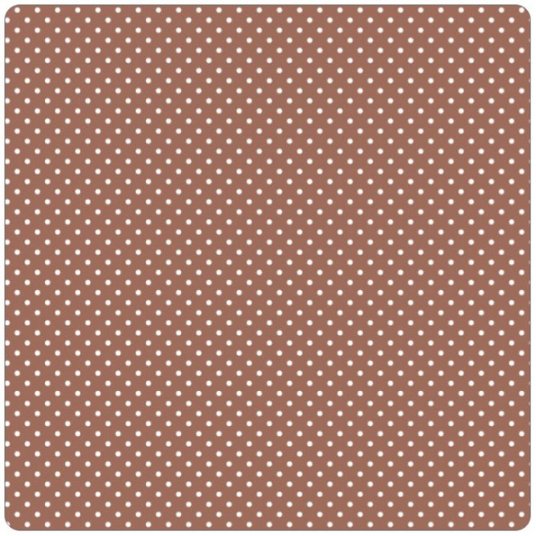 Сменный чехол для подушки Theraline 190 см (горошек марсала)