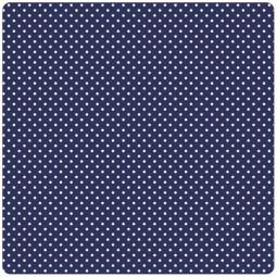 Сменный чехол для подушки Theraline 190 (горошек синий)