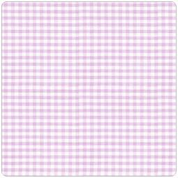 Сменный чехол для подушки 190 клеточка розовый