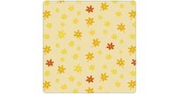 Сменный чехол для подушки Theraline 190 (цветочки желтый)