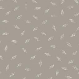 Сменный чехол для подушки Theraline 190 см Танец листьев темно-бежевый