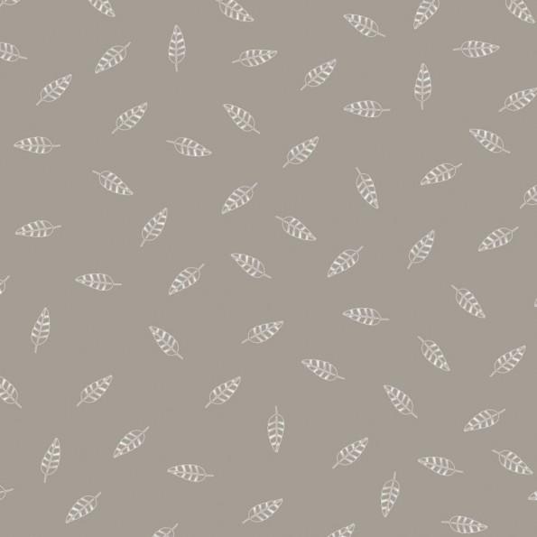 """Сменный чехол Theraline 190 см (""""Танец листьев"""" темно-бежевый)"""