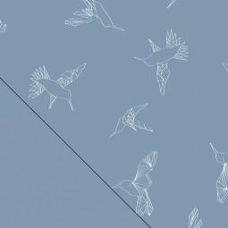 "Сменный чехол для подушки Theraline 190 (""Колибри"" ниагара)"