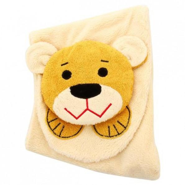 Сменный чехол  для подушки Theraline 190 см Медведь плюшевый