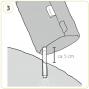 Наполнитель для подушки Theraline шарики полистерола 0.5 мм (9 литров).